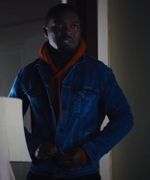 David Oyelowo The Water Man Denim Jacket