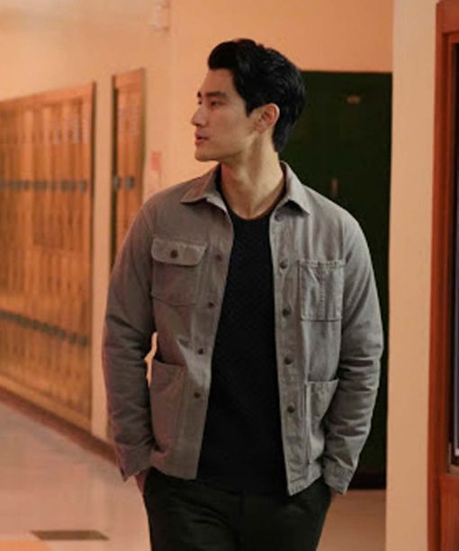 Alex Landi Walker Cotton Jacket