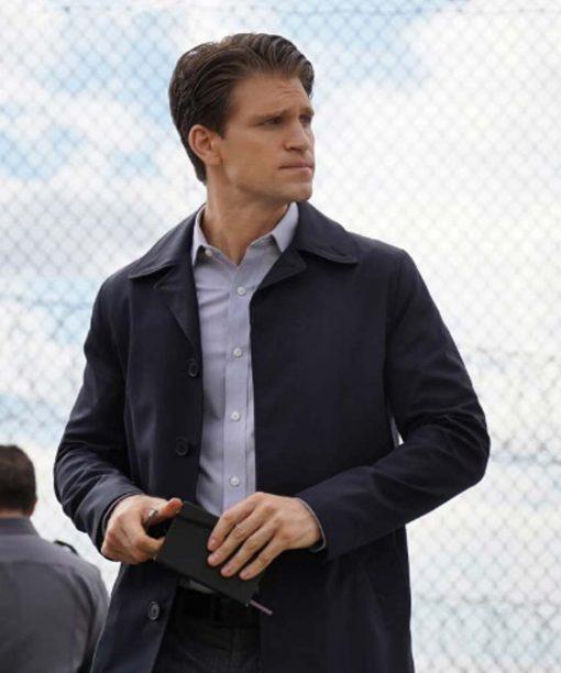 Keegan Allen Walker Coat