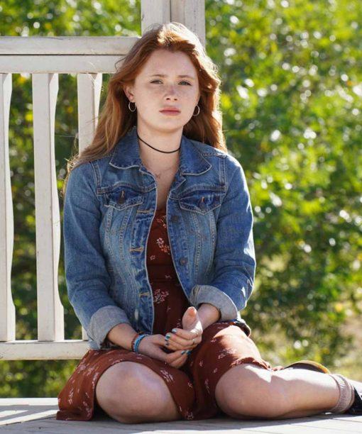 Violet Brinson Walker (2021) Denim Jacket