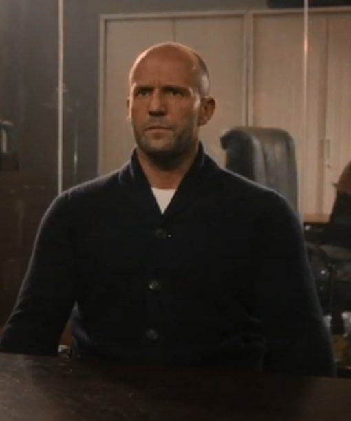 Wrath of Man Jason Statham Cardigan