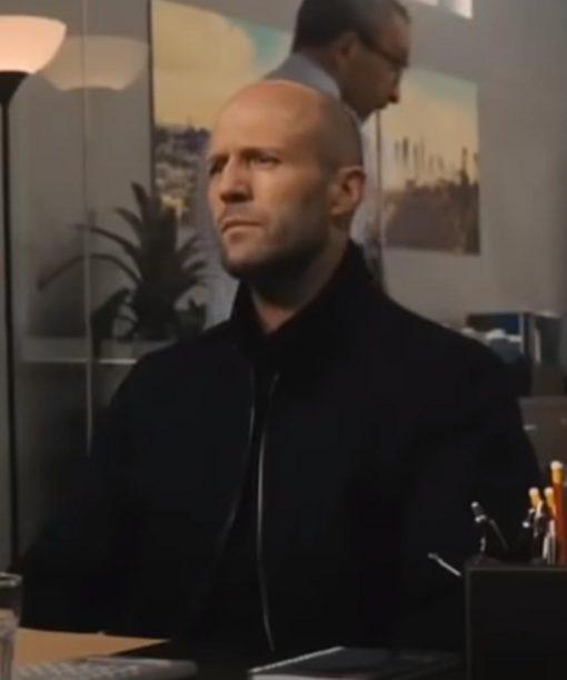 Wrath of Man (2021) H Black Jacket