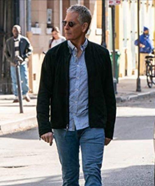 Scott Bakula NCIS New Orleans Black Jacket