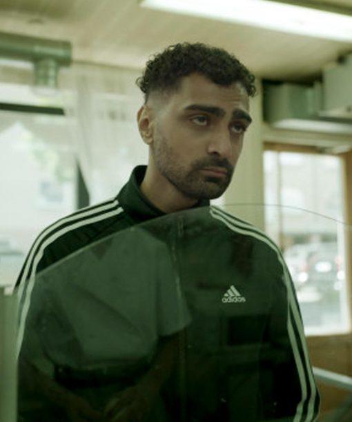 Alexander Abdallah Snabba Cash Black Jacket