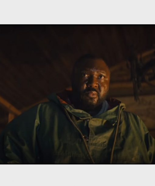 Nonso Anozie Sweet Tooth Hooded Jacket